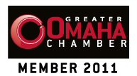 Great Omaha Chamber of Commerce Member 2011